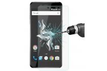 """Фирменное защитное закалённое противоударное стекло премиум-класса из качественного японского материала с олеофобным покрытием для телефона OnePlus X / One + X/ E1001 5.0"""""""