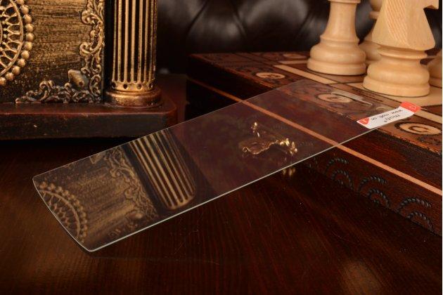 Фирменное защитное закалённое противоударное стекло премиум-класса из качественного японского материала с олеофобным покрытием для OnePlus One