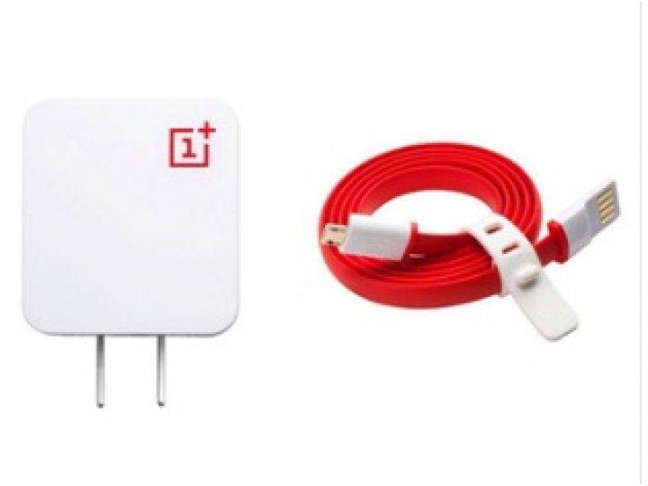 Фирменное оригинальное зарядное устройство от сети для телефона OnePlus One + гарантия..