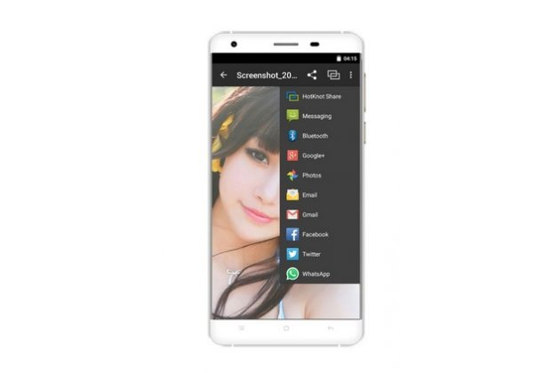 Фирменная оригинальная защитная пленка для телефона OUKITEL K6000/ K6000 Pro глянцевая