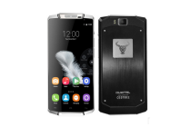 Фирменный оригинальный мобильный телефон Oukitel K10000 16Gb Ram 2 Black черный + чехол-панель + пленка + переходник + гарантия