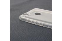 Фирменная ультра-тонкая из мягкого силикона задняя чехол-накладка для Oukitel K7000 прозрачная