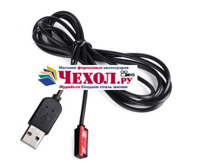 Фирменное оригинальное USB-зарядное устройство для умных смарт-часов Pebble SmartWatch Steel/Time Round + гара..