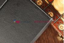 Чехол-обложка для Perfeo 9103W черный кожаный