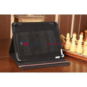 Чехол-обложка для  черный кожаный Perfeo 9716-RT