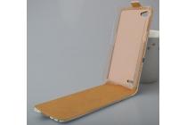 """Фирменный вертикальный откидной чехол-флип для Philips Xenium W6610   """"тематика Сова"""""""