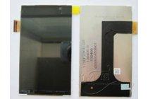 Фирменный Тачскрин на телефон Philips Xenium W732 черный + гарантия
