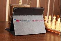Чехол-обложка для PiPO M1 Pro черный кожаный