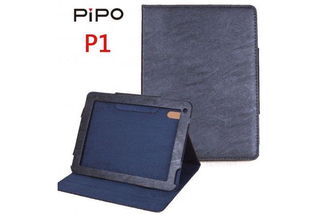 Фирменный оригинальный чехол-обложка для Pipo P1 с вырезом под камеру