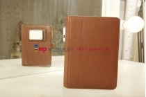 Чехол обложка с подстветкой/лампой для PocketBook Mini кожаный. Цвет на выбор