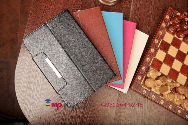 Чехол-обложка для PocketBookSURFpad 4 L кожаный цвет в ассортименте