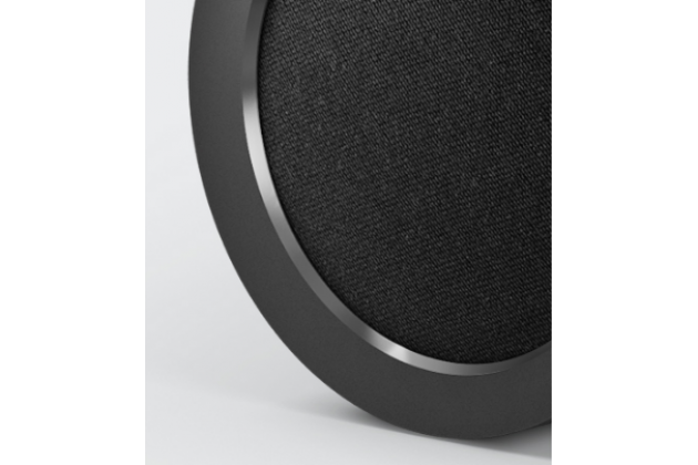 Фирменная портативная акустическая система/ колонка Xiaomi Cannon 2 / Xiaomi Mi Round 2 алюминиевая с Led-подсветкой