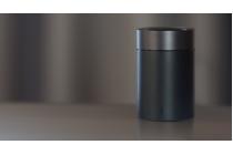 Фирменная портативная акустическая система/ колонка Xiaomi Bluetooth speaker алюминиевая с Led-подсветкой