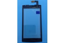 """Фирменный тачскрин на телефон Prestigio MultiPhone 3500 DUO 3.5"""" черный + инструменты для вскрытия + гарантия"""