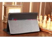 Чехол-обложка для Prestigio MultiPad PMP5580C черный кожаный..