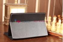 Чехол-обложка для Prestigio MultiPad PMP5880D черный кожаный