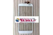 """Фирменный тачскрин на телефон Prestigio MultiPhone 5507 DUO 5.0"""" белый + инструменты для вскрытия + гарантия"""