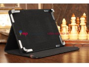 Чехол-обложка для Prestigio MultiPad PMP5588C черный кожаный ..