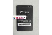 "Фирменная аккумуляторная батарея 3.7V 1500mAh 5.55Wh телефон Prestigio MultiPhone 3400 DUO 4.0"" + инструменты для вскрытия + гарантия"