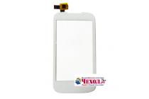 """Фирменный тачскрин на телефон Prestigio MultiPhone 3400 DUO 4.0""""  белый + инструменты для вскрытия + гарантия"""