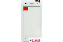 """Фирменный тачскрин на телефон Prestigio MultiPhone 4055 DUO 4.0""""  белый + инструменты для вскрытия + гарантия"""