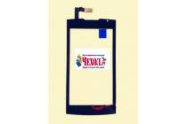 """Фирменный тачскрин на телефон Prestigio MultiPhone PAP4500 DUO 4.5"""" черный + инструменты для вскрытия + гарантия"""