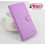 Фирменный чехол-книжка для  Prestigio MultiPhone 5044 Duo 5.0