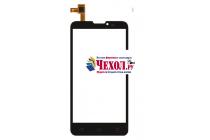 """Фирменный тачскрин на телефон Prestigio MultiPhone 5300 DUO 5.3"""" черный + инструменты для вскрытия + гарантия"""