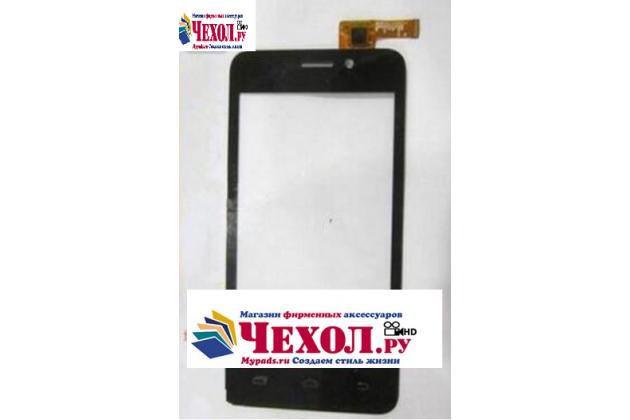 """Фирменный тачскрин на телефон Prestigio MultiPhone PAP5400 DUO"""" черный + инструменты для вскрытия + гарантия"""