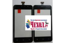 """Фирменный тачскрин на телефон Prestigio MultiPhone 4322 DUO 4.3"""" черный + инструменты для вскрытия + гарантия"""