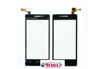 """Фирменный тачскрин на телефон Prestigio MultiPhone 5450 DUO 4.5"""" черный + инструменты для вскрытия + гарантия"""