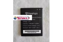 "Фирменная аккумуляторная батарея 3.7V 1700mAh 7.4Wh телефон Prestigio Multiphone 5453 DUO 4.5"" + инструменты для вскрытия + гарантия"