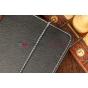 Чехол-обложка для Prology Evolution TAB-750 черный кожаный
