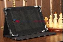 Чехол-обложка для HP ElitePad 1000 черный кожаный