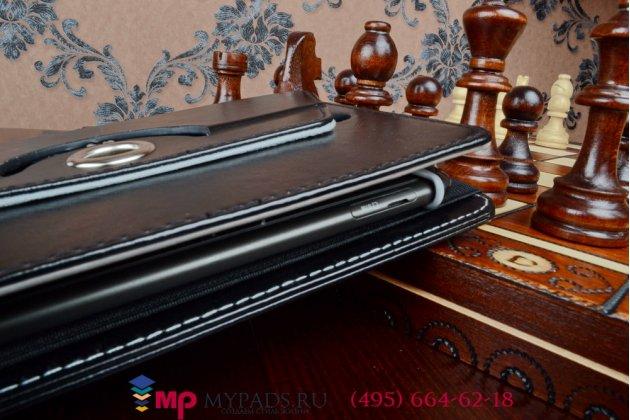 Чехол с вырезом под камеру для планшета RoverPad Pro Q8 LTE роторный оборотный поворотный. цвет в ассортименте