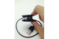 """Фирменное оригинальное USB-зарядное устройство для смарт-фитнес браслета Rovermate Fit 05""""  черный + гарантия"""