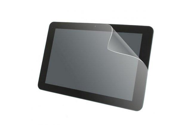Защитная пленка на экран для планшета МегаФон Логин 2 глянцевая прозврачная