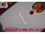 Родная оригинальная задняя крышка-панель которая шла в комплекте для Samsung Galaxy S4 GT-i9500/i9505 черная..