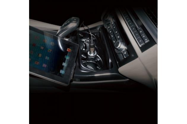Фирменное зарядное для автомобиля для Samsung ATIV Smart PC Pro XE700T1C/Series 7 11 / XE500T1C