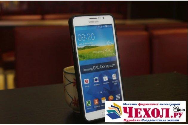 """Фирменная необычная уникальная полимерная мягкая задняя панель-чехол-накладка для Samsung Galaxy Mega 2 SM-G750F """"тематика Карамельный взрыв"""""""