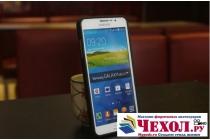 Фирменная необычная уникальная полимерная мягкая задняя панель-чехол-накладка с безумно красивым расписным эклектичным узором для Samsung Galaxy Mega 2 / Mega 2 Duos SM-G750F/ G7508Q