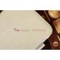 Лаковая блестящая кожа под крокодила фирменный чехол для Samsung Galaxy Note 8.0 N5100/N5110 молочный белый