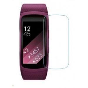 Фирменная оригинальная защитная пленка для фитнес-браслета Samsung Gear Fit 2 R360 глянцевая