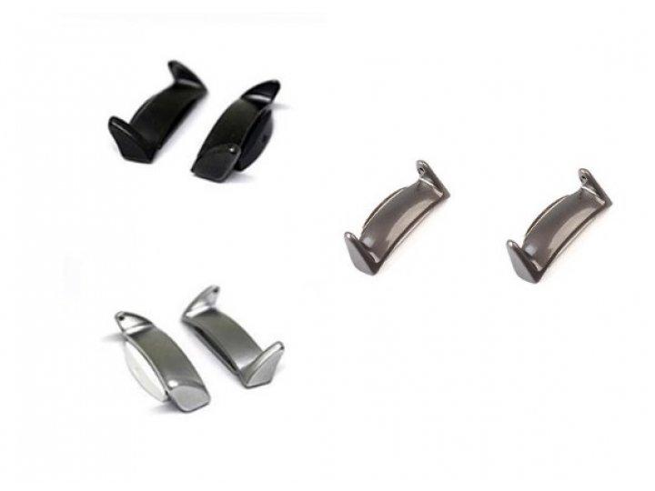 Фирменный сменный металлический разъем/ адаптер/ крепёж для присоединения/ прикрепления ремешка на смарт-часы ..