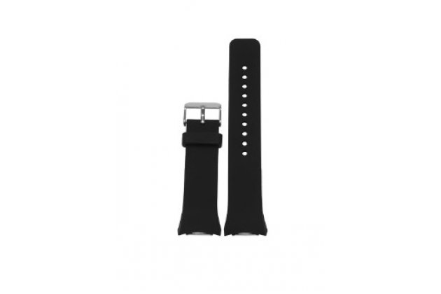 Фирменный необычный сменный силиконовый ремешок  для умных смарт-часов Samsung Gear S2 R720/Gear S2 Classic R730 разноцветный