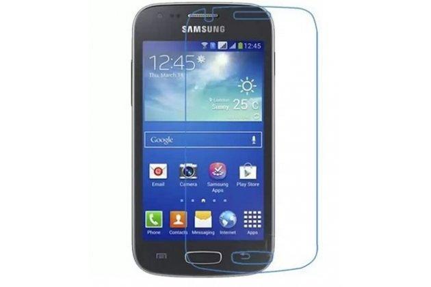 Фирменная защитная пленка для телефона Samsung Galaxy Ace Style LTE SM-G357FZ матовая