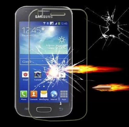 Фирменное защитное закалённое противоударное стекло премиум-класса из качественного японского материала с олеофобным покрытием для Samsung Galaxy Ace Style LTE SM-G357FZ