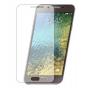 Фирменная оригинальная защитная пленка для телефона Samsung Galaxy E5 глянцевая..
