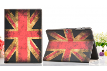 "Фирменный чехол для Samsung Galaxy Note Pro 12.2 SM-P900/P901/P905 ""тематика ретро Британский флаг"""