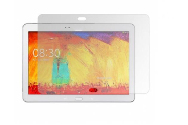 Фирменная ащитная пленка для планшета Samsung Galaxy Note Pro 12.2 SM-P900/P901/P905 матовая